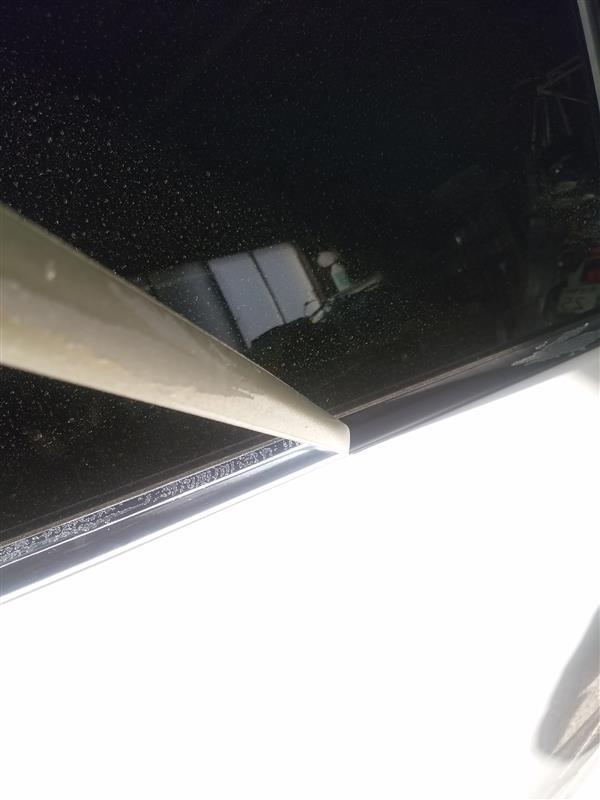 ミラー クロム メッキ カーラッピング ビニール 152cm×30cm 交換 ③
