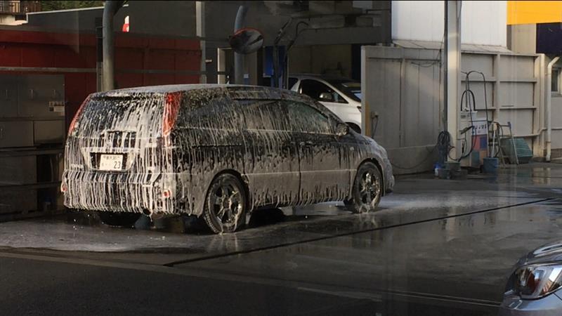 KeePer LABO洗車