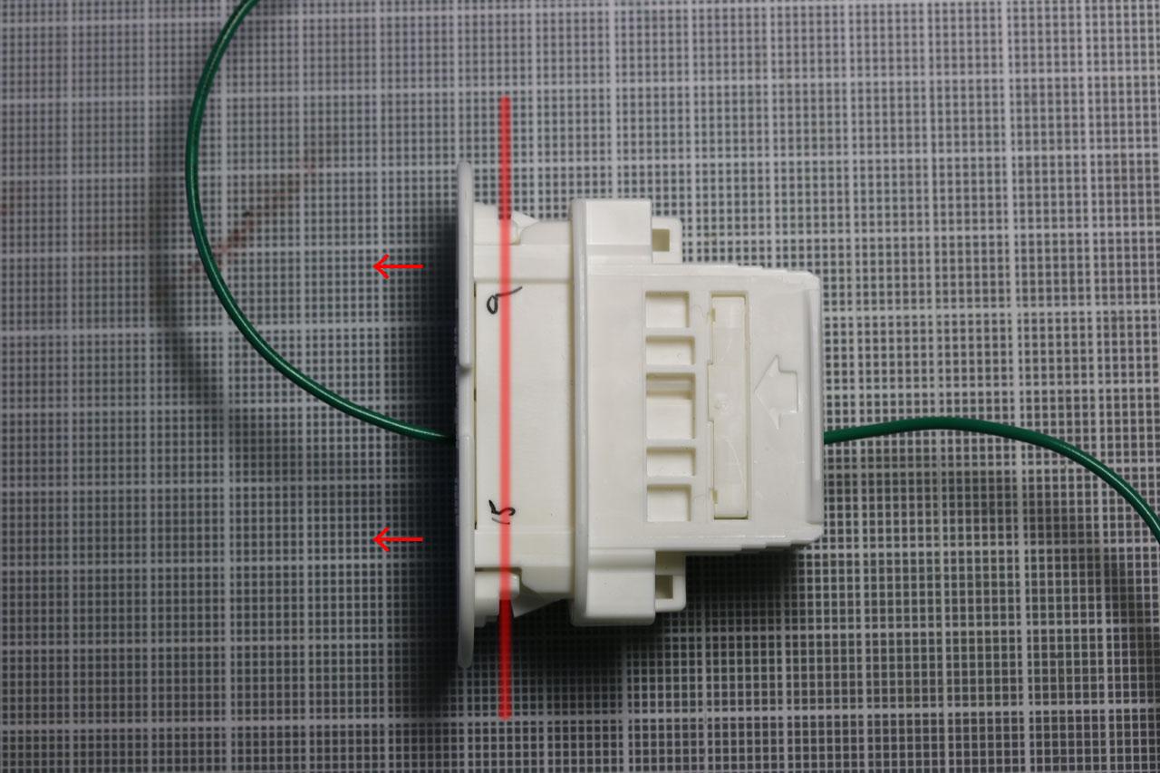 (番外編) リアドアに配線を通す方法 (リアドアのスマートエントリー化の配線のやり直し作業) その2