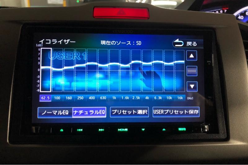 Z-702 サウンド調整