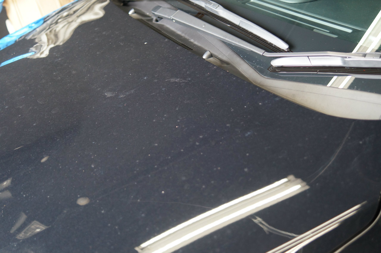 竹切りと洗車がしたいとys special ver.2 施工済みレヴォーグの方が^^