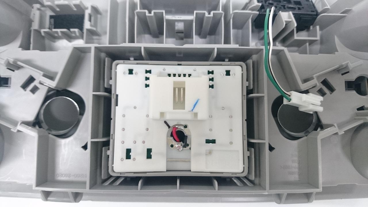 フロント・天井ドアスイッチ照明のLED化