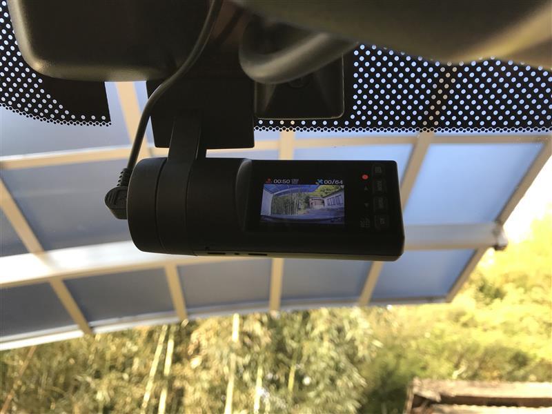 レーダー探知機&ドライブレコーダー取付け
