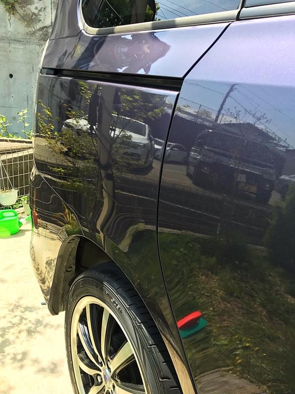 念入り洗車(o^^o)