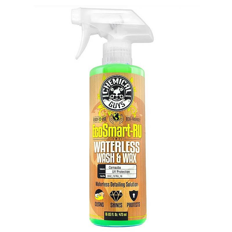水なし洗車 ケミカルガイズ Chemical Guys EcoSmart-RU