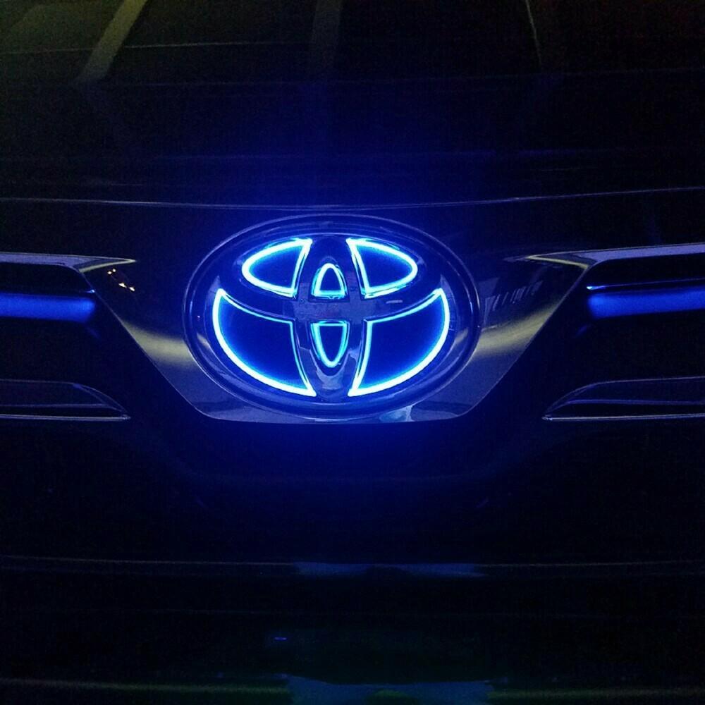 Junack LED トランスエンブレム
