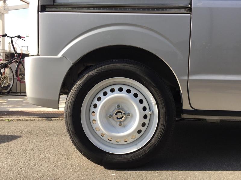 タイヤ ホイール交換