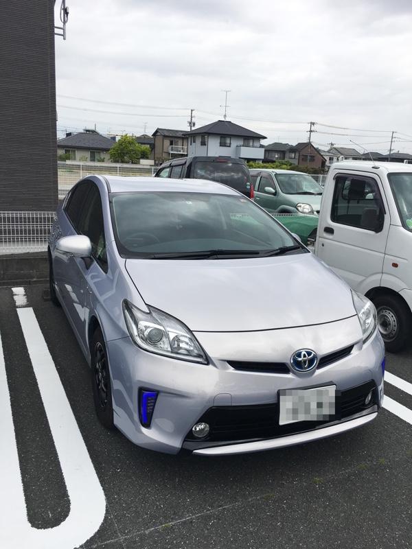 洗車 2018/04/14