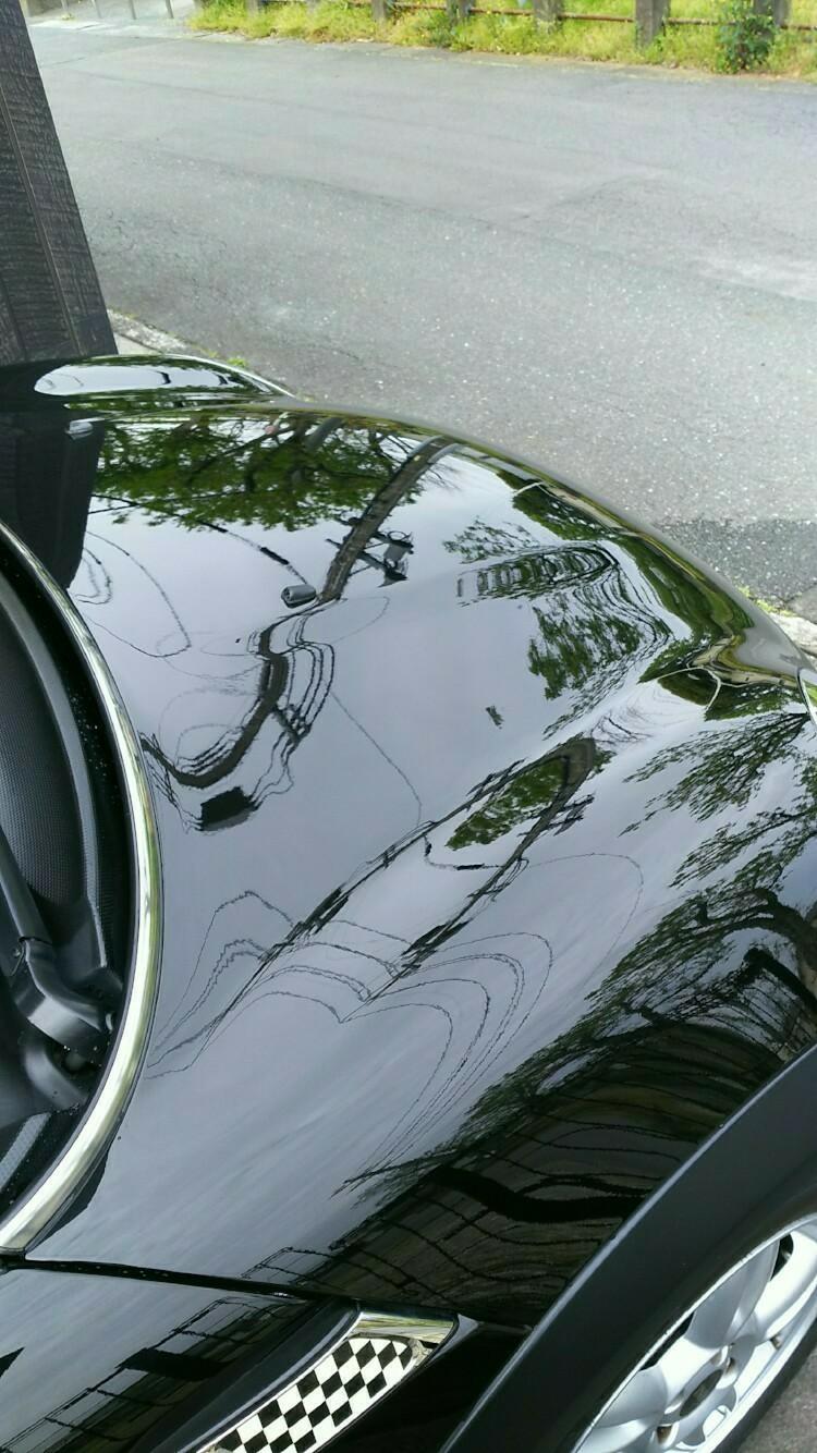 MINI洗車 第8回