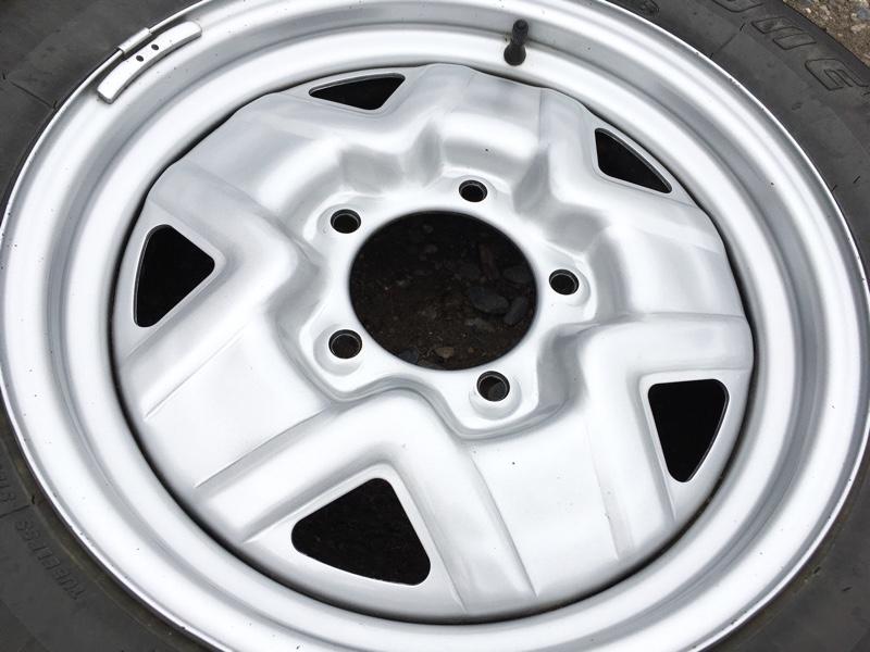 2018春、タイヤ交換。