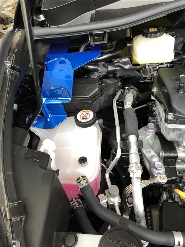 CUSCO(クスコ) オーバルシャフト ストラットバー 断面タイプ3