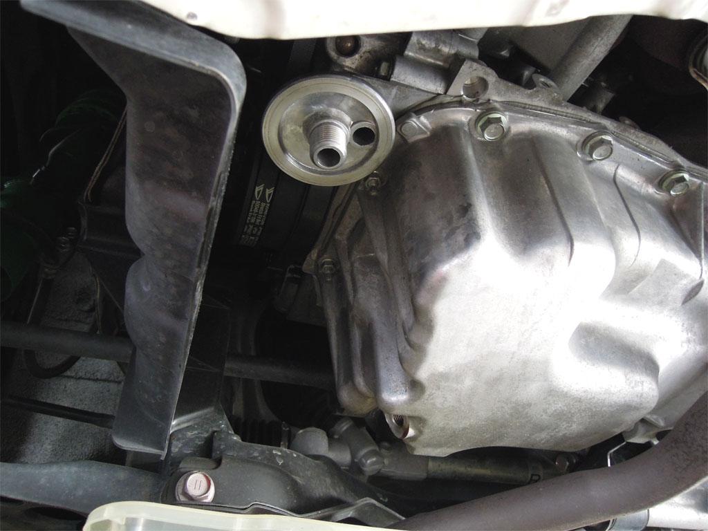 エンジンオイル交換記録
