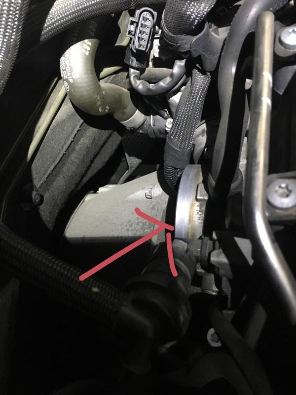 エアフローセンサー交換&スロットルバルブ掃除