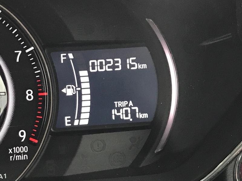 新車6ヶ月点検・エンジンオイル交換