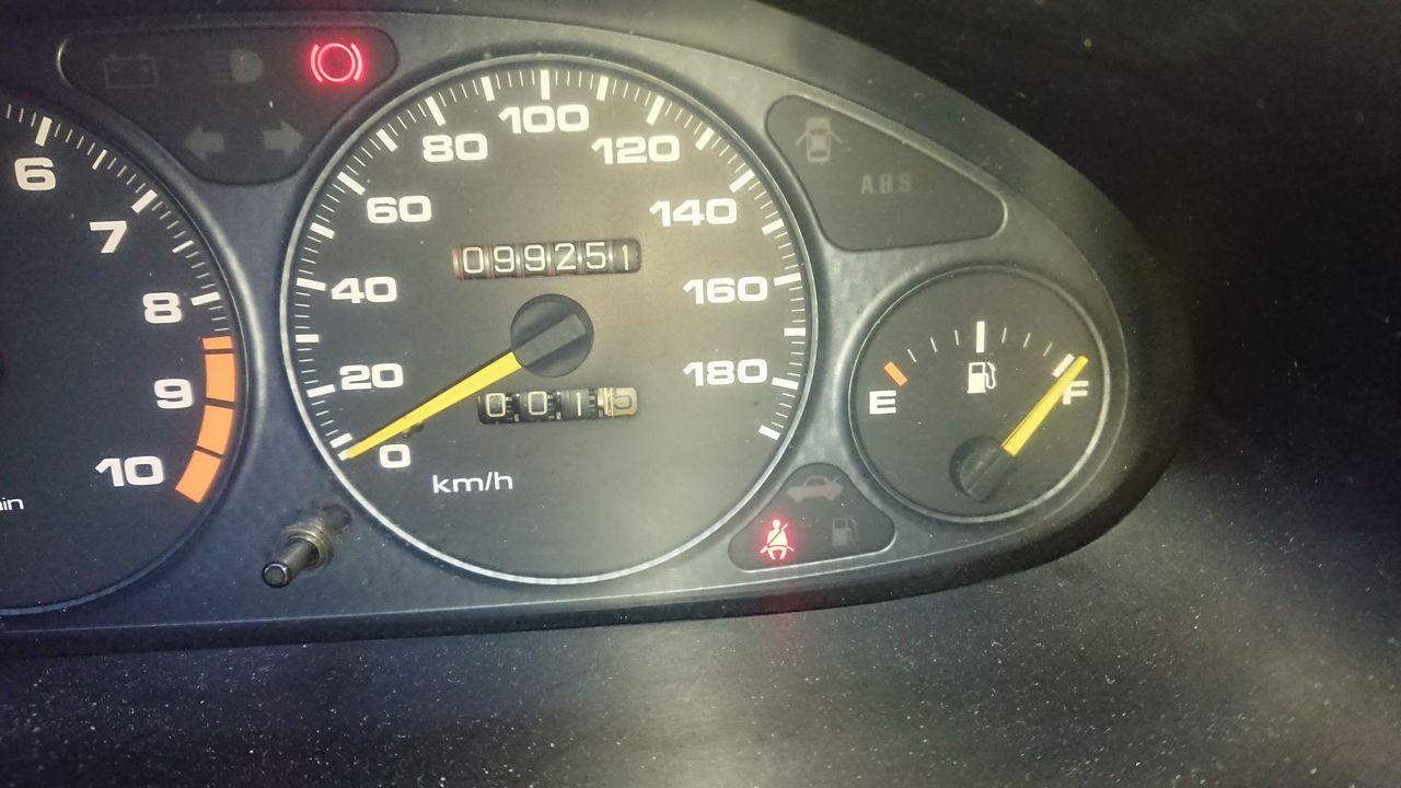 燃料計不具合によるパーツ交換