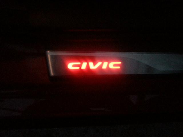 CIVICステップ
