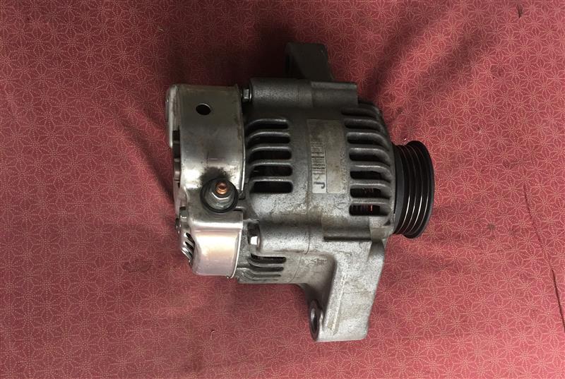 S320Vハイゼット オルタネーターASSY交換 その1