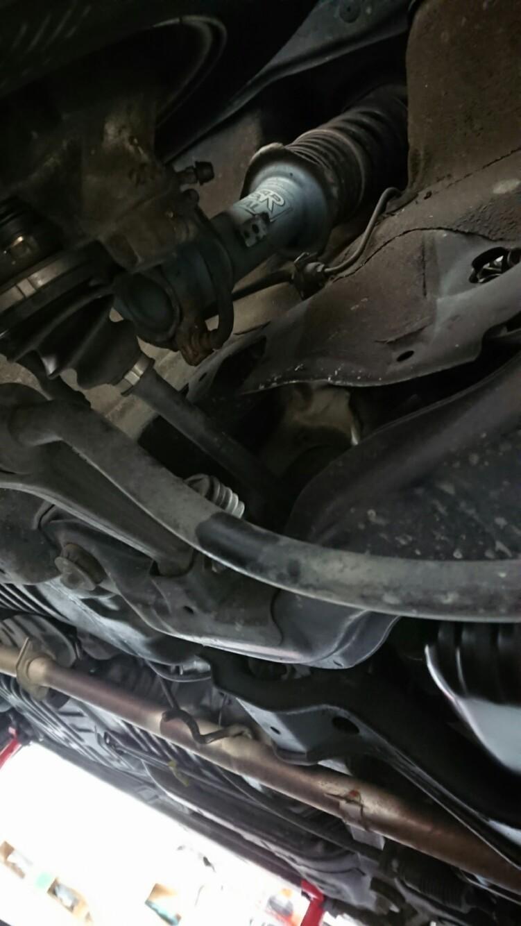 ビビり音修理