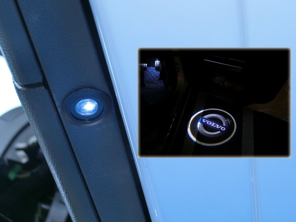 3D Logo Projector ドアカテーシランプ・リペア