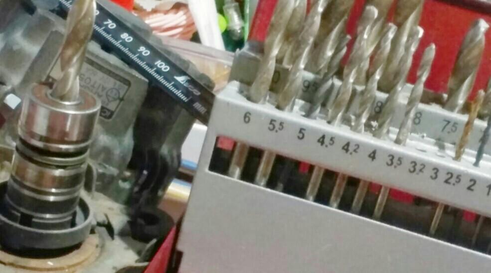 PP1・ビート : ビート&マツダのオルタネータ小径ベアリング。(三菱電機製&三菱電機製?)