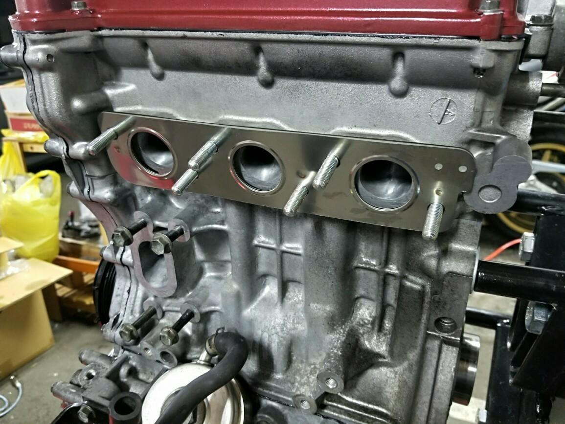 20180414ワークスエンジンオーバーホール