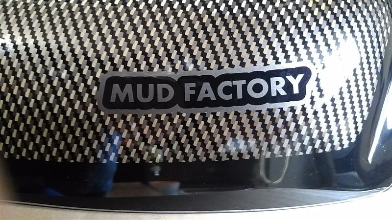 MUD FACTORY バグガード ①