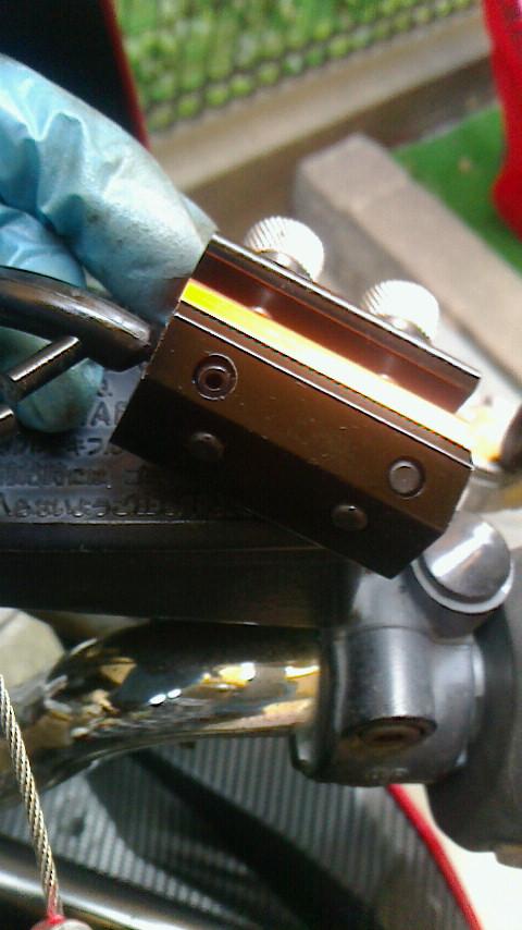 ワイヤーインジェクターでアクセルワイヤーに注油したり。。。<br /> <br /> バイクに乗れない日々を悶々と過ごしていました(笑)