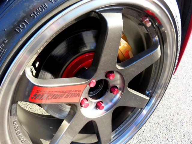タイヤ交換・ローターカバーの塗装 その1タイヤ交換・ローターカバーの塗装 その2