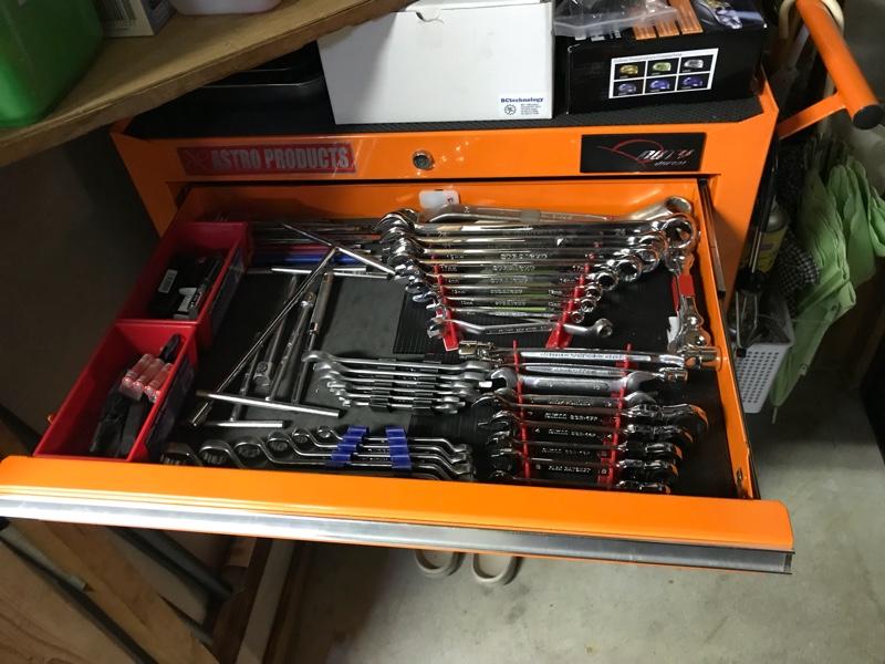 マイガレージ工具の紹介‼️
