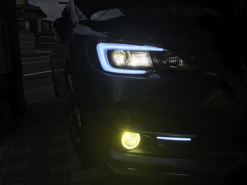 カスタムヘッドライト加工⑩最終回〜車体にインストール