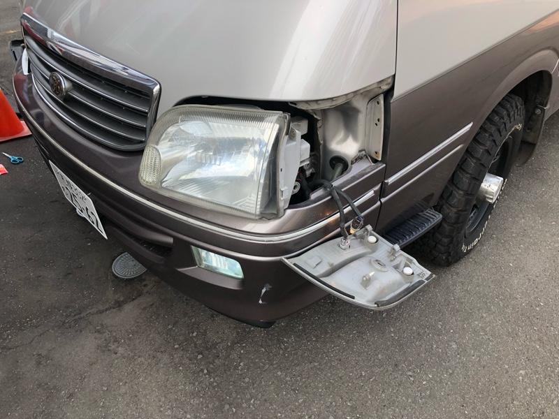 ヘッドライト フォグランプ HID
