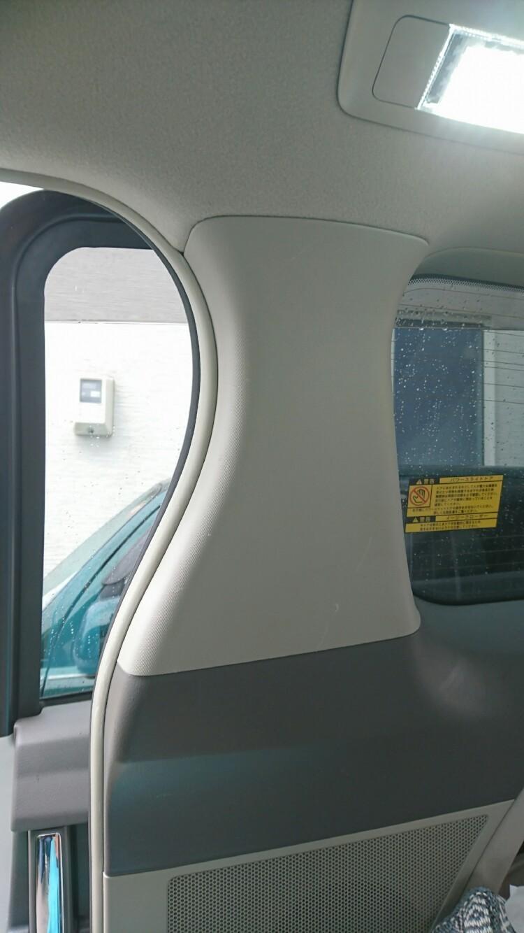 (運転席側)リアスライドドアスイッチ取り付け