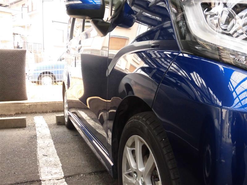 洗車記録№22(2018-14回目)
