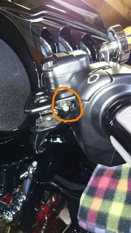 油圧クラッチピン交換と加工