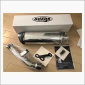 【取付報告】SHARK DSX-5 Rear Silencer スリップオン マフラー