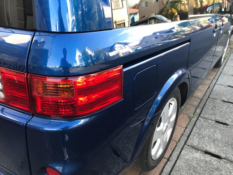 洗車(2018年-34回目)。