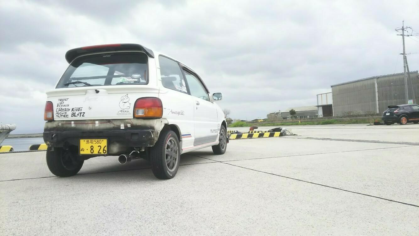 パルスポーツ K-car sports マフラー