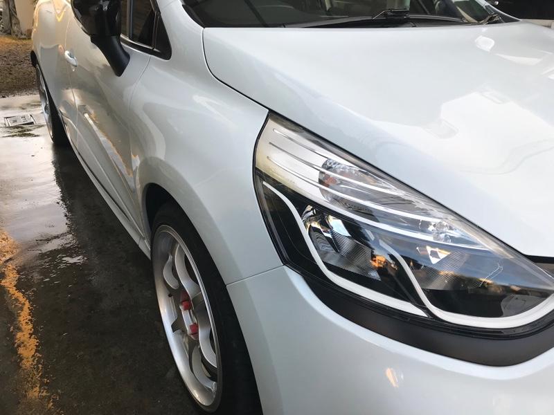 洗車(2018年-35回目)。