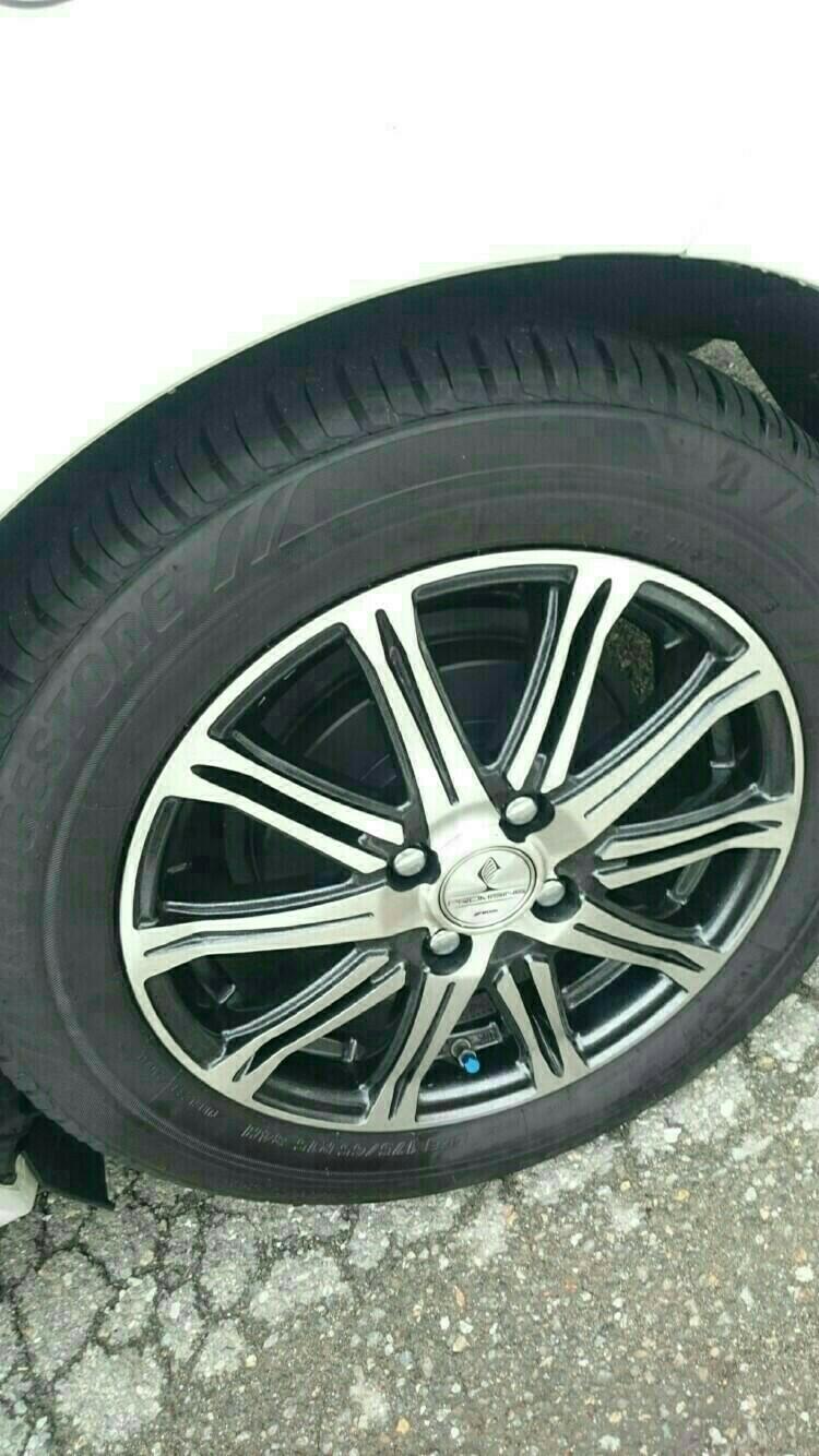 タイヤ窒素補充