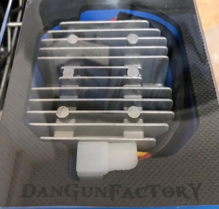 弾丸ファクトリー強化レギュレータ