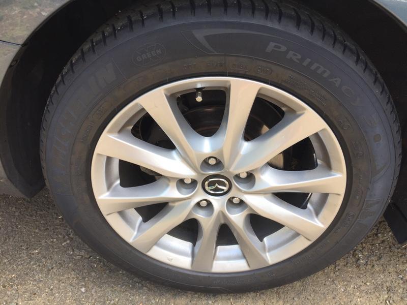タイヤ交換 62954km