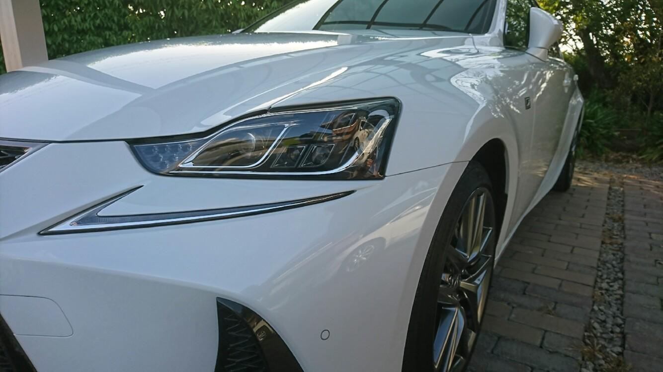 基本に忠実に洗車(^-^)