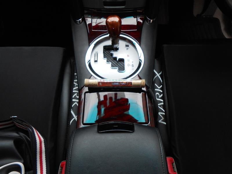 マークX専用 シート サイド レザークッション