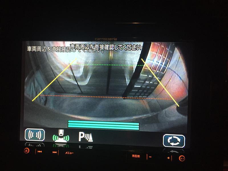 全方位カメラアダプター取付と各種設定