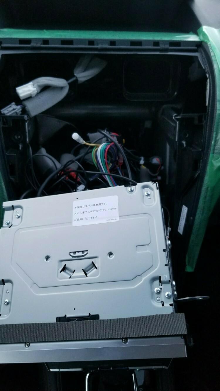 Carrozzeria CL901ZP パーキングブレーキロック解除