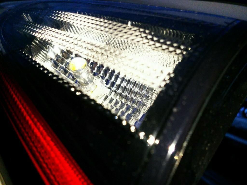 バックランプ LED化 写真追加