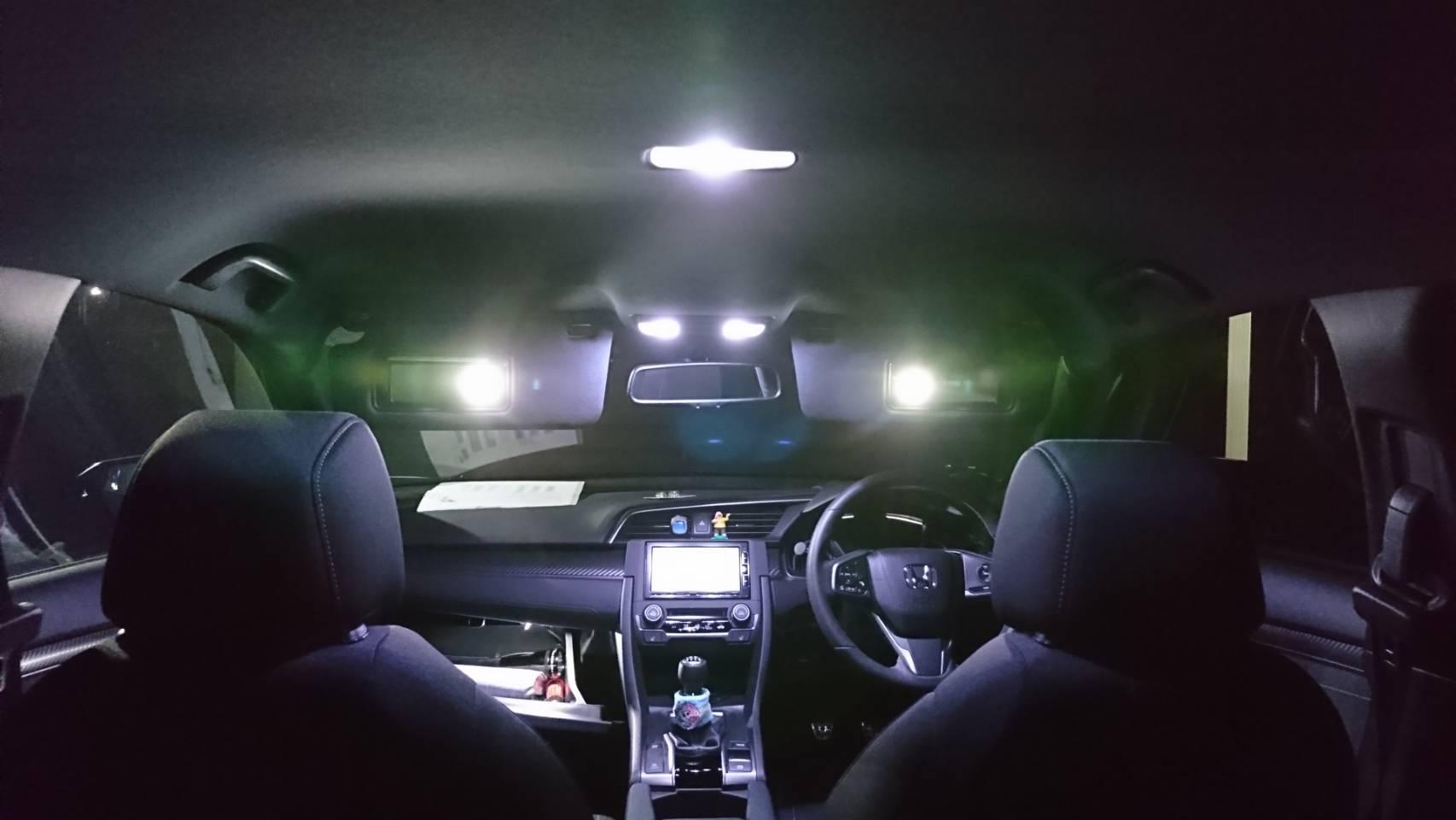 バニティランプ等LED化