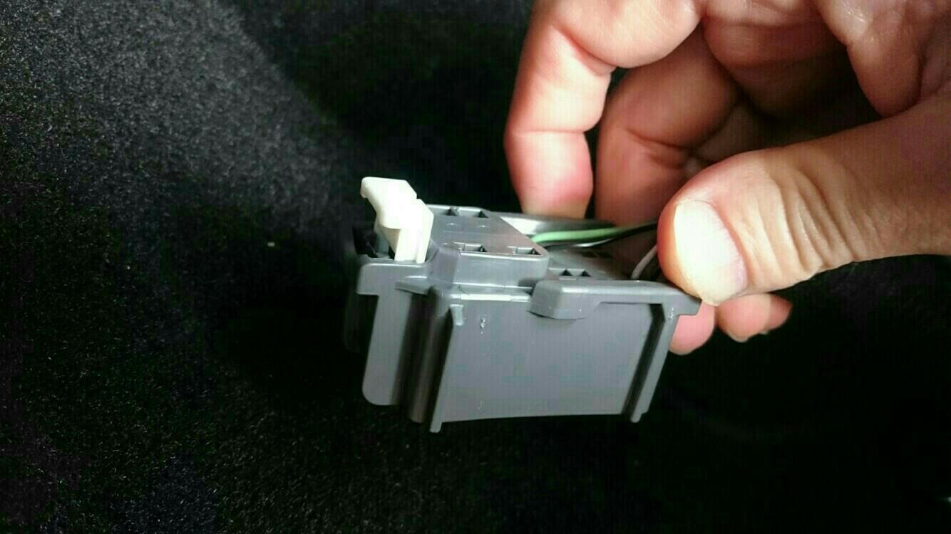 【備忘録】(ND)バケットシート交換の内装処理