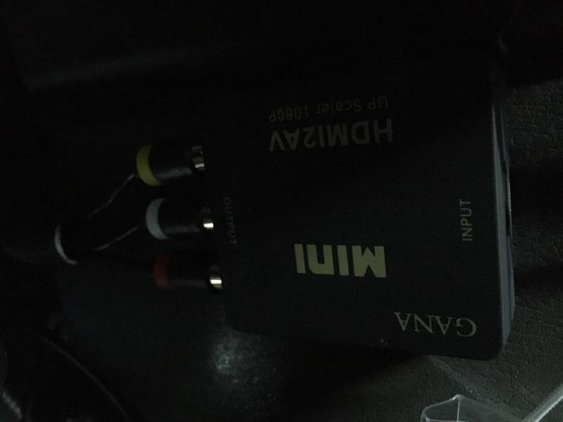ナビ入力 携帯(iPhone)映像 ミラーリング