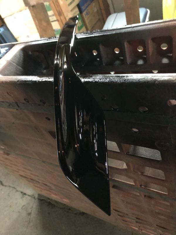 NOBLESSE アイライン塗装、取り付け